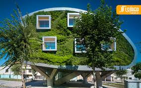 طراحی معماری و معماری ارگانیک در معماری سبز